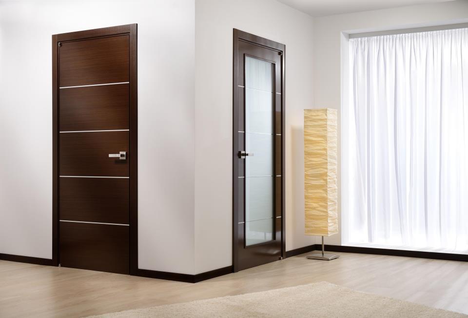 Рекомендация: Ламинат и Плинтус подбирать одного цвета с дверьми