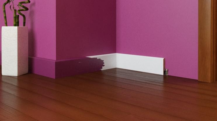Рекомендация: подбирать Плинтус под цвет стен/обоев