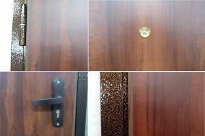 двери отделка