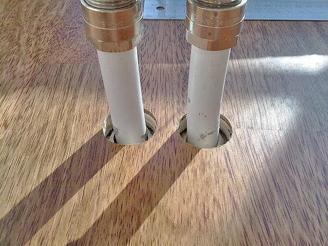 Трубы и доски