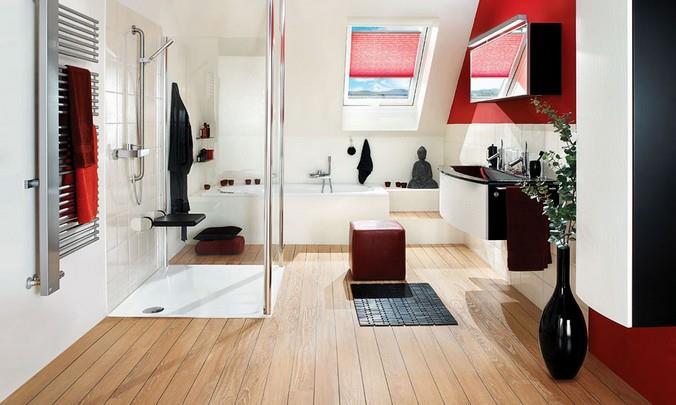 Влагостойкий ламинат Kronotex для вашей ванной