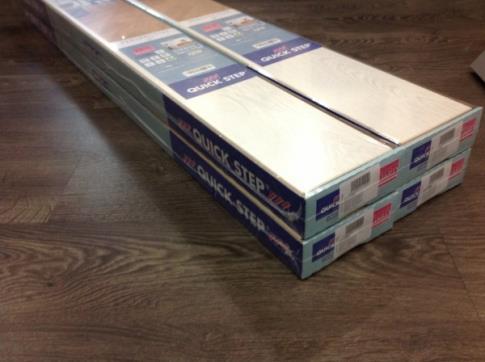 Сколько ламелей в упаковке ламината