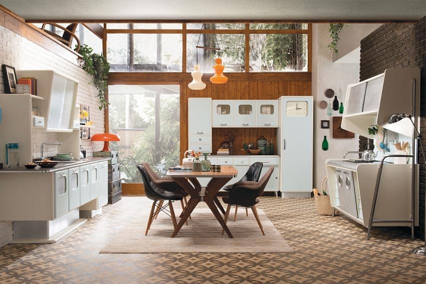 Выбор напольного покрытия на кухню зависит от множества факторов: бюджет, условия эксплуатации, и особенности самого помещения