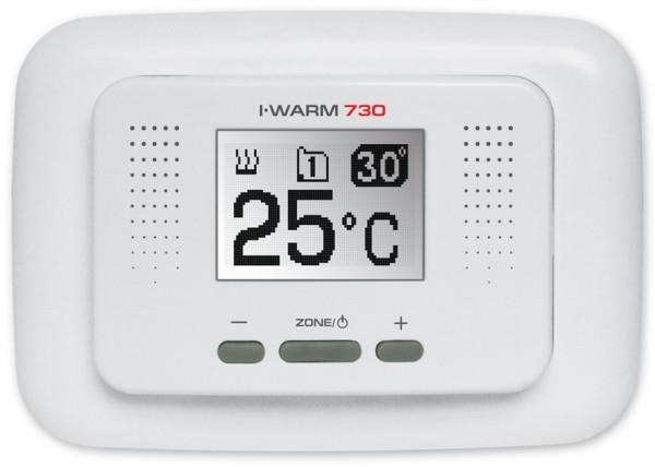 Управление температурой электрического тёплого пола