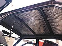 Шумоизоляция потолка ВАЗ 2115