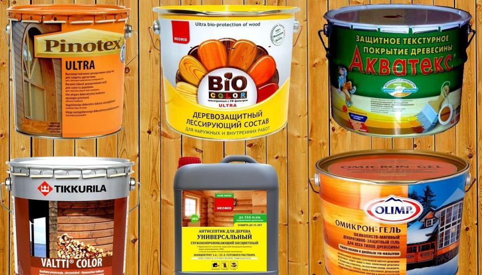 Состав для обработки деревянного покрытия можно купить в любом строительном магазине