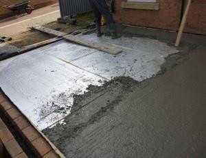 утепление пола по бетонной стяжке