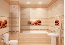 Плитка для ванны