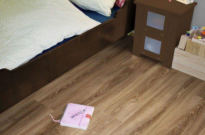 Гипоаллергенный ламинат Kronostar - идеальное решение для детской комнаты