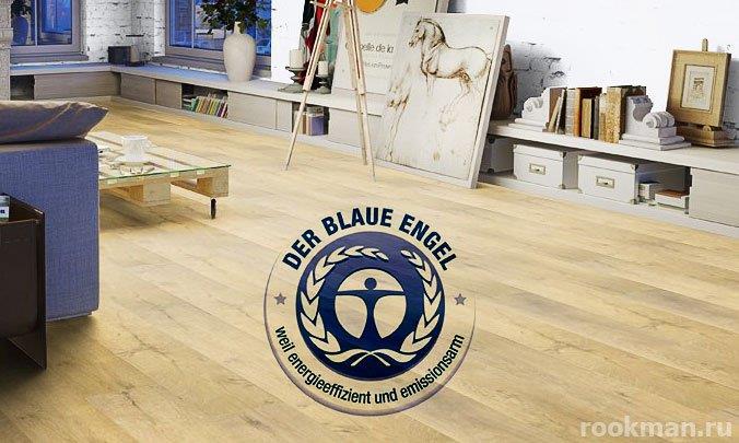 Знак Blue Angel