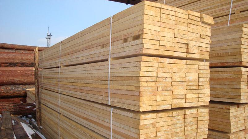 Первый этап настила деревянного пола своими руками - выбор доски