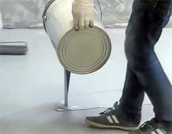Как сделать полиуретановый пол своими руками?
