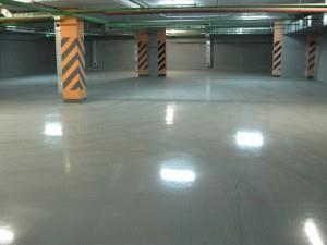 полимерный пол для помещения