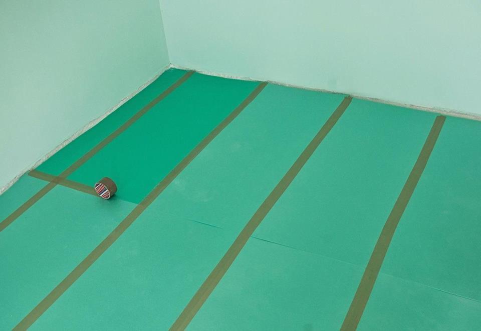 Подложку для ламината можно приобрести в любом строительном магазине или в интернете