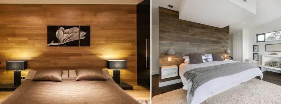 Отделка стен ламинатом — оригинальное и современное дизайнерское решение для оформления любого помещения