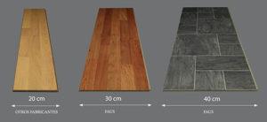 Размеры досок ламината