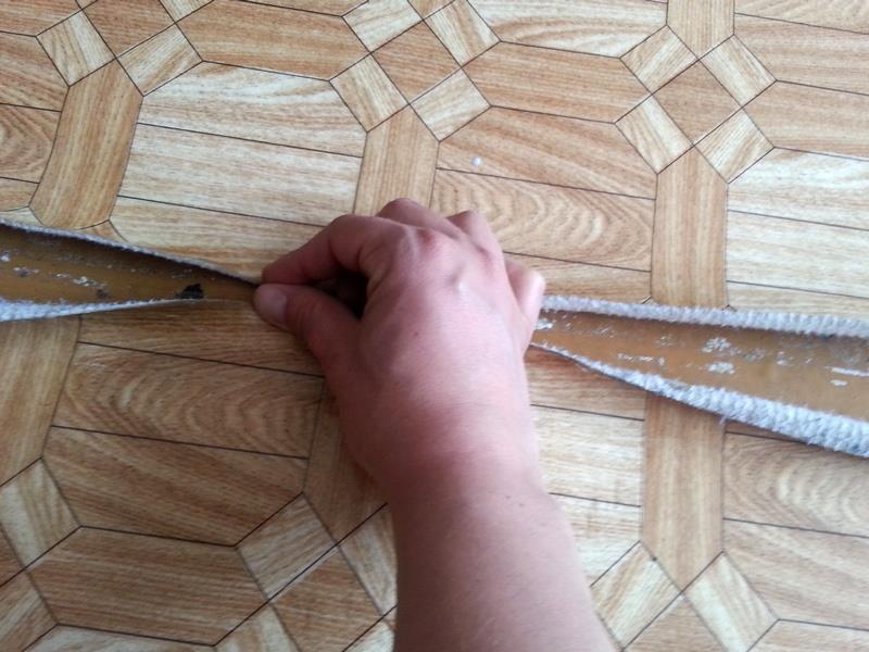 Как правильно стелить линолеум