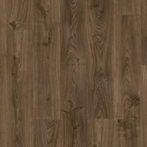 Виниловый ламинат Quick-Step Livyn Balance Click Дуб коттедж темно-коричневый