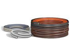Нагревательные кабели в стяжку