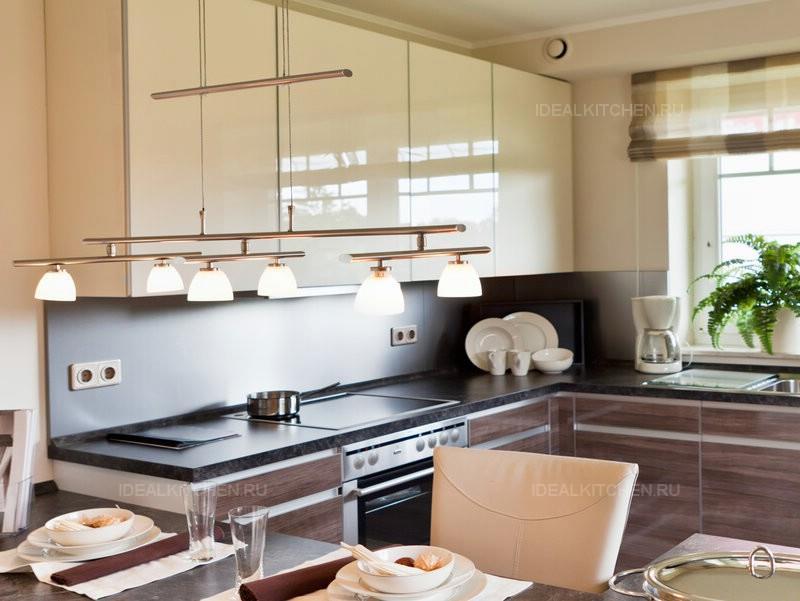 Потолочные люстры для кухни — гид по выбору