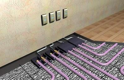 теплый пол выбрать под линолеум