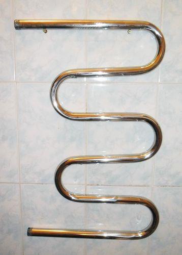 Теплый пол от полотенцесушителя