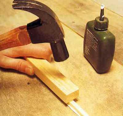 Инструмент для заделки щелей