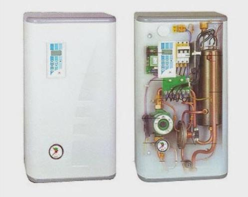 Электрический котел для теплого водяного пола