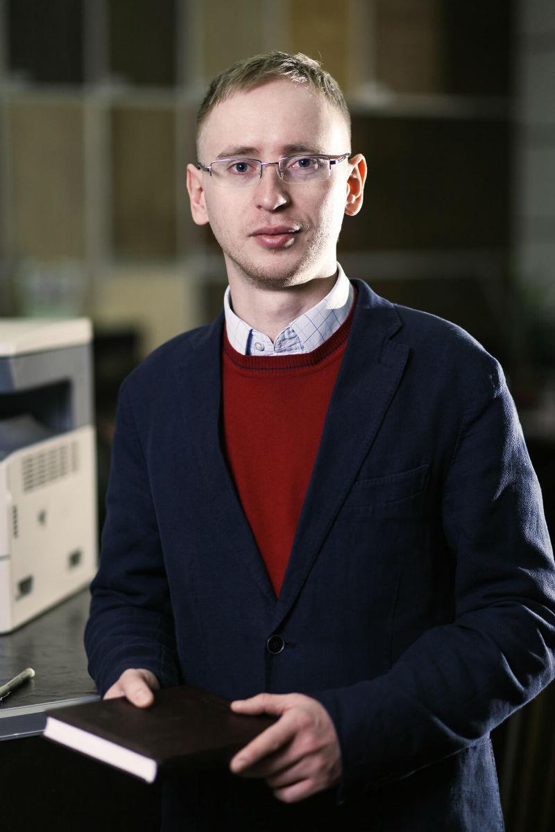 Александр Мешков, маркетолог, компания Parketoff Group