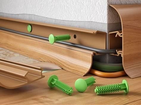 Для монтажа таких дюбелей изначально проделывается отверстие в стене, дюбель должен вплотную устанавливаться в него