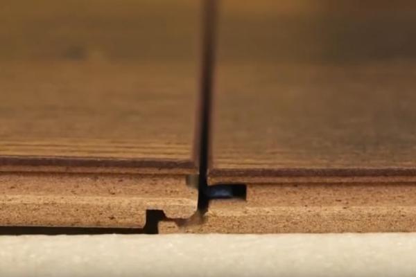 Шаг 4 – соединение отдельных деталей по торцу