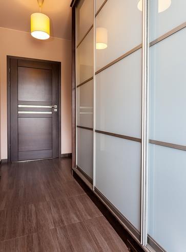 напольная плитка в коридоре