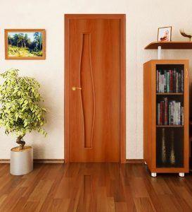 Ламинат или двери