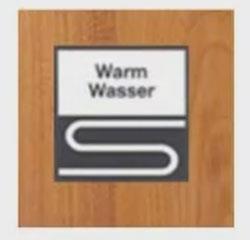 обозначение ламината для теплого пола